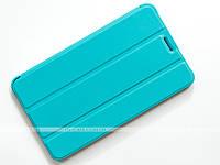 Чехол SuperSlim для Huawei MediaPad X2 Light Blue + защитная пленка