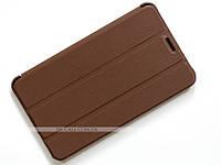 Чехол SuperSlim для Huawei MediaPad X2 Brown + защитная пленка