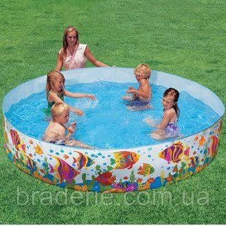 Каркасный  бассейн Intex 56453 (244x46 см), фото 2