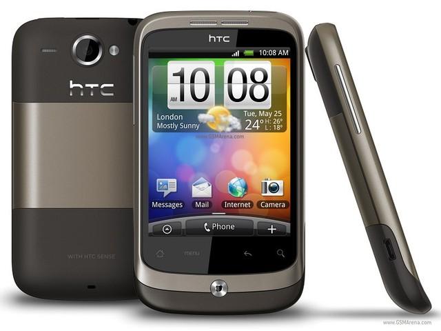 HTC Widfire G