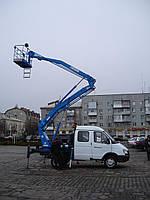 Автоподъемник на шасси ГАЗель ( 330232-750)