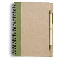 Блокнот + ручка, фото 1