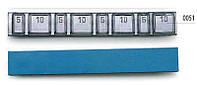 Скотч для балансировочных грузиков  HPX 21386  6мм х 66м