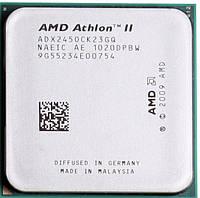 """Процессор AMD Athlon II X2 245 Б\У """"Over-Stock"""""""