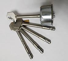 """Циліндровий механізм """"Бар'єр"""" ЦСМ-11 для 4, 4К з довжиною ключа 78мм"""