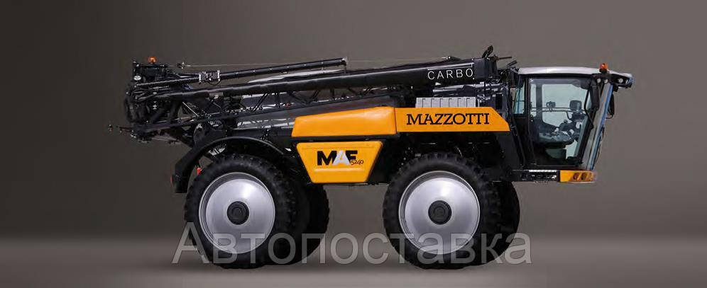 Самоходный опрыскиватель MAZOTTI MAF 4600