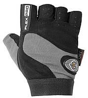 Перчатки для фитнеса и тяжелой атлетики Power System Flex Pro PS-2650 XXL Black, фото 1