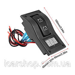 Вольтметр для тестирования аккумуляторов ZJ6906800