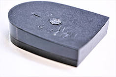 Каблук женский пластиковый  0105 р.1-3  h-1.0-1.1 см.