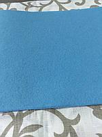 Фетр жесткий голубой, 40х45 см, фото 1