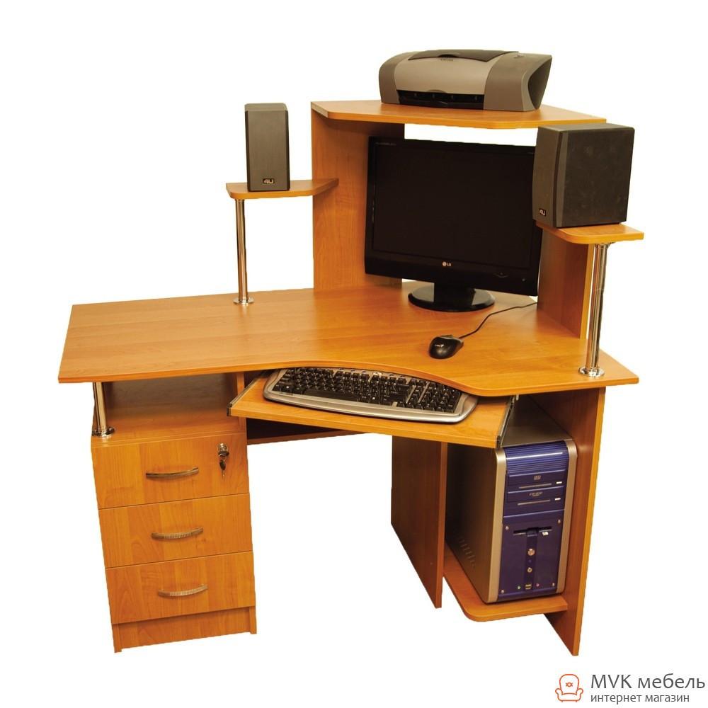 Стол компьютерный угловой Ника-4