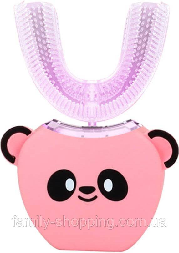 Автоматическая интеллектуальная зубная щетка для детей Beaver V-White Kids Smart Automatic