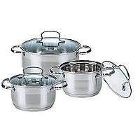 Набор посуды (Набор кастрюль) 6 предметов Maestro MR-3520-6M
