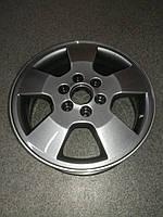 Оригинальный диск Nissan Navara 16x6J 6x114.3, ET 55 (#40300-EB810)