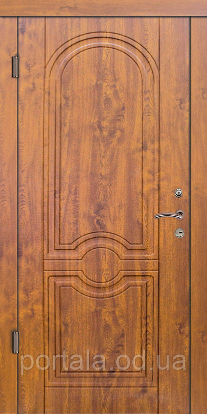 """Входная дверь """"Портала"""" (серия Люкс) ― модель Омега"""