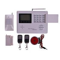 Универсальная GSM-сигнализация (модель SAS 03)