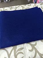 Фетр жесткий темно-синий, 40х45 см, фото 1