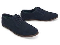 Мужские туфли синего цвета!, фото 1