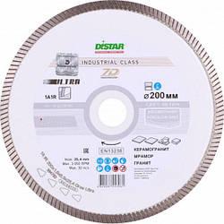 Круг отрезной Distar Gres Ultra 1A1R 200 x 25.4 Сплошной (11120159015)