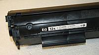 Заправка картриджа HP LJ 1010/1012/1015/1020/1022(Q2612A) Куреневка