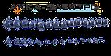 Вантаж Вухань (розбірний) 0,8 м 100шт, фото 2