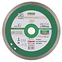 Диск відрізний Distar 11320061015 GRANITE PREMIUM 1A1R 200x1,7x25,4