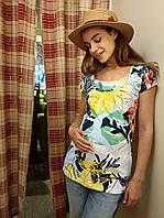 Футболка для беременных и кормящих Juicy (summer)