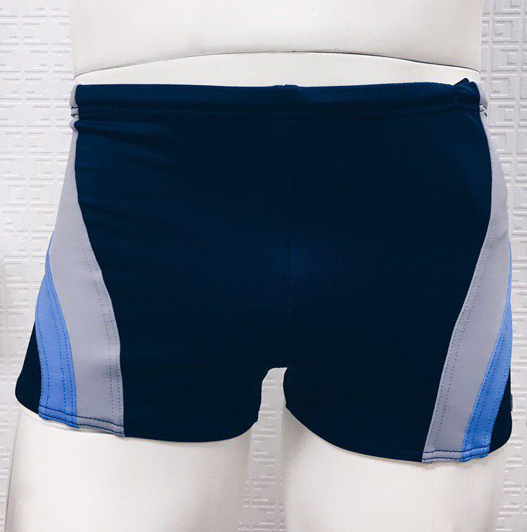 Плавки мужские купальные Shepa 034 (original), трусы-боксеры для бассейна, пляжа