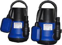 Дренажный насос ECCO 11 (0.9 кВт) для чистой воды