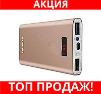 Моб. Зарядка POWER BANK P83K LCD AWEI!Хит цена