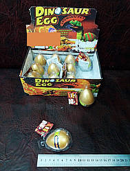 Яйце-растишка динозаврик 12 шт/уп