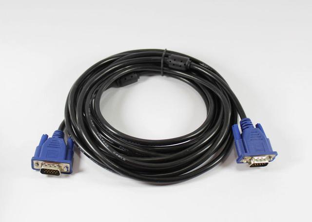 Шнур VGA 10M 3+4