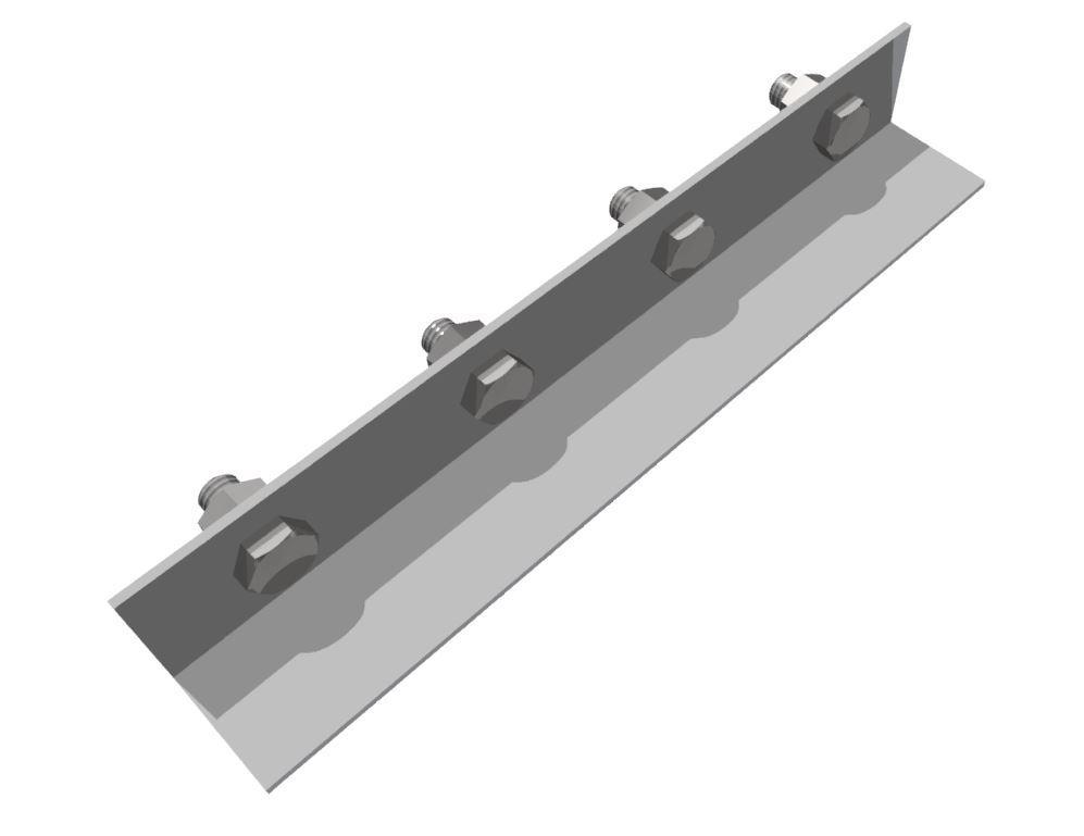 Соединитель для рейки SPL-1