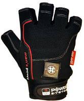 Перчатки для фитнеса и тяжелой атлетики Power System Man's Power PS-2580 L Black, фото 1