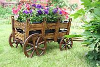 Телеги садовые декоративные, фото 1