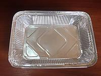 Контейнер пищевой алюминиевый 100 шт в упаковке R 64L