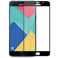 Защитное стекло 3D Samsung J500 Galaxy J5 Черное