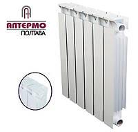 Радиатор (батарея) отопления биметаллический АЛТЕРМО ЛРБ - ПОЛТАВА