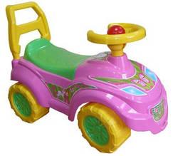 Автомобиль каталка толокар Принцесса