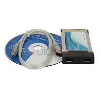 FireWire 1394 (2 port) PCMCIA для ноутбука CardBus