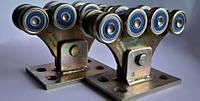 Фурнитура (комплектующие) для откатных ворот ROLLING HI-TECH производитель Украина-Запорожье.