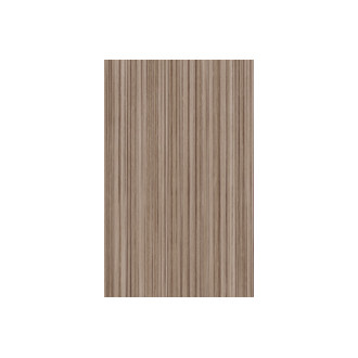 Зебрано Плитка стена 250*400 коричневый