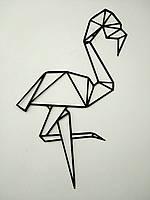 Настенный декор. Геометрические фигуры. Лофт. Панно из металла., фото 1