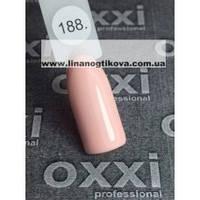 Гель лак Oxxi №188 (10 мл)