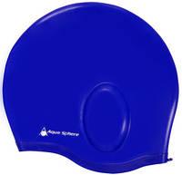 Шапочка для плавания Aqua Sphere Aqua Glide, blue