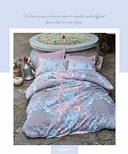 Комплект постельного белья Vogue Home - Floret - Евро (1900102) - 200x220 см