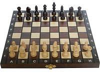 Деревянные шахматы 26 х 26 см. Роял мини