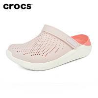 Сланці жіночі Crocs Literide Clog pink