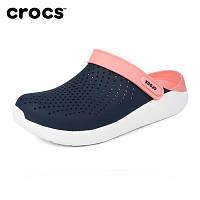 Сланцы женские Crocs Literide Clog  blue-pink