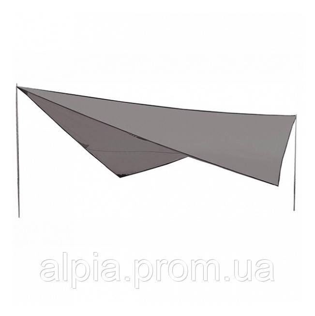 Тент со стойками High Peak Tarp 2 (Grey)